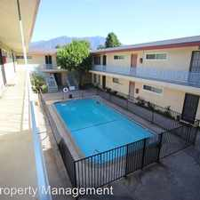 Rental info for 849 W. Duarte Rd. - I in the 91016 area