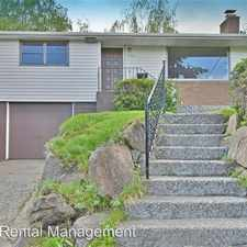 Rental info for 7506 26th Ave. NE. in the Wedgewood area