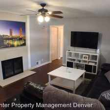 Rental info for 2211 Lima St in the Northwest Aurora area