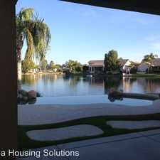 Rental info for 4683 S. Oleander Dr.