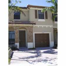 Rental info for Great Townhome for rent in SilverPalm! in the Princeton area
