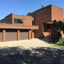 Rental info for 6 Foxdale Crt in the Bayview Woods-Steeles area