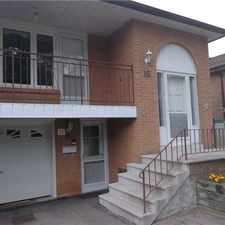 Rental info for 16 Mallaby Road in the Bayview Woods-Steeles area