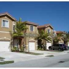 Rental info for SW 133rd St & SW 130th Ave