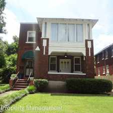 Rental info for 29 N. Cox in the East Parkway area
