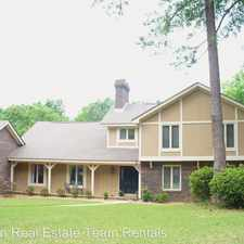 Rental info for 3803 Brookside Dr in the Dothan area