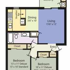 Rental info for $1077 2 bedroom Apartment in Columbus Upper Arlington in the Columbus area