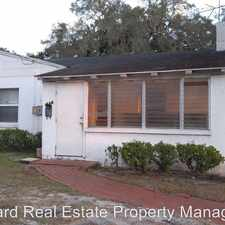 Rental info for 1225 West Dixie Ave 1225