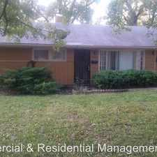 Rental info for 7405 E 110th Street in the Kansas City area