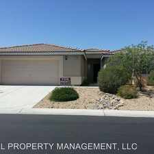 Rental info for 10221 Cainito St. in the Tule Springs area