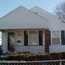 Rental info for 3735 Parthenia Ave. in the Jacobs area