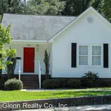 Rental info for 2316 Pendleton St in the 29205 area