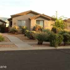 Rental info for 3769 East Canyon Crest in the Washington area