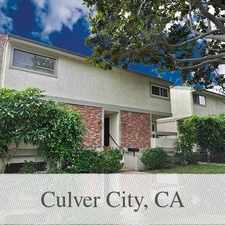 Rental info for The Best Of The Best In The City Of Culver City... in the Palms area