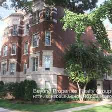 Rental info for 426 S. Euclid in the Oak Park area
