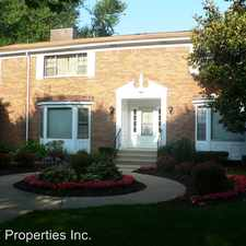Rental info for 1571-1619 Roxbury Road in the Marble Cliff Crossing area