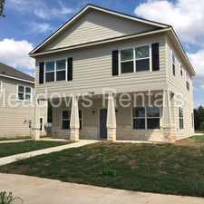 Rental info for 3508 S 4th in the Waco area