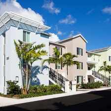Rental info for The Franklin in the Delray Beach area