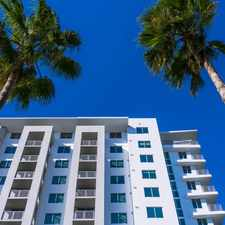 Rental info for The Mile Coral Gables
