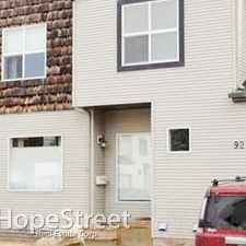 Rental info for 92 Bridlewood View SW - 3 Bedroom Townhome for Rent in the Shawnessy area