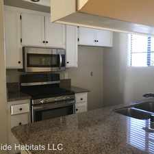 Rental info for 520 N Hollywood Way