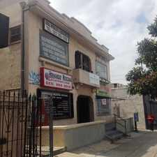 Rental info for 306 S. Soto St. - Commercial Unit in the Los Angeles area
