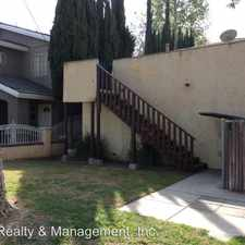 Rental info for 1460 West 9th St - A in the 91766 area