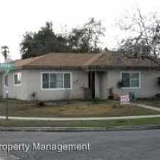 Rental info for 3401 Laverne Ave. in the Bakersfield area