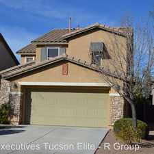 Rental info for 4785 E Orchard Grass