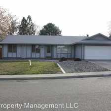 Rental info for 1405 W. 16th Ave. in the Kennewick area