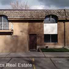 Rental info for 1514 N Merlin Drive in the 84601 area