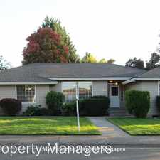 Rental info for 3106 Sycamore Way