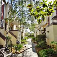Rental info for 7120 Clarendon Street in the Calabazas North area