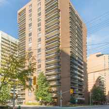 Rental info for 475 Laurier Avenue West #1801 in the Somerset area