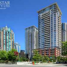 Rental info for 977 Mainland Street #2707 in the Downtown area