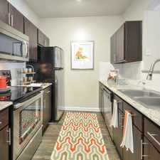 Rental info for Villas at Hermann Park