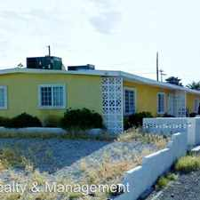 Rental info for 741 N 10th St in the Las Vegas area