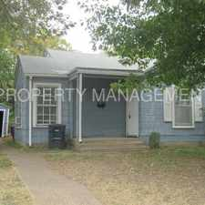 Rental info for 3212 Forest Park Blvd, Fort Worth-Move in Ready! in the Rosemont area