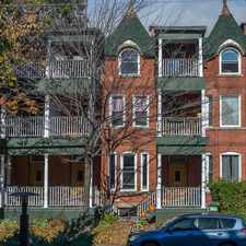 Rental info for 319 Frank Street #1 in the Somerset area