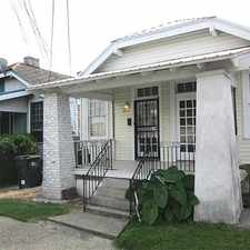 Rental info for 2614 Upperline Street in the New Orleans area