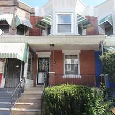 Rental info for 117 North Sickels Street in the Philadelphia area