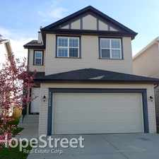 Rental info for 1023 Copperfield Blvd. SE - 3 Bedroom House for Rent in the Copperfield area