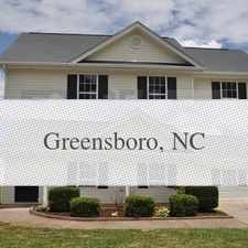 Rental info for Greensboro Value! in the Northern Shores area