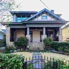 Rental info for 867 Argonne Ave Atlanta Five BR, Magnificent home built in 2006