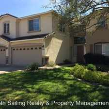Rental info for 6034 Purple Martin Road in the Cameron Park area