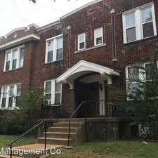 Rental info for 932 Bates 2nd Floor in the Holly Hills area