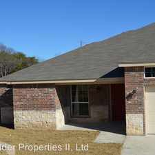 Rental info for 101 Stone Canyon Court - A