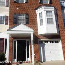 Rental info for 13506 Ridgemoor Drive