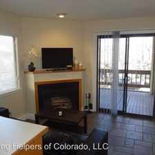 Rental info for 1812 17th Street #104 in the Boulder area