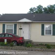 Rental info for 109 S MCKINLEY in the 47305 area